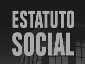 Edital 08/2016   -  ESTATUTO REFORMADO
