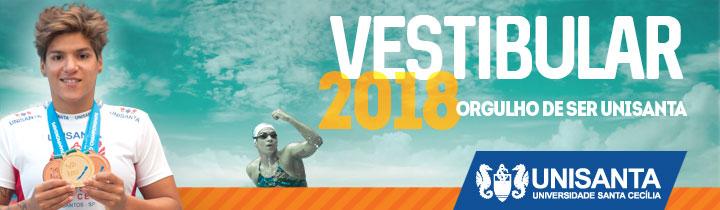 Vestibular 2018 - UNISANTA